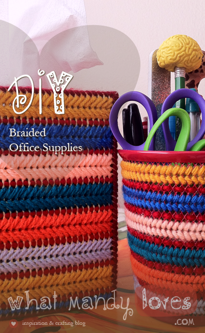 Braided Office Supplies