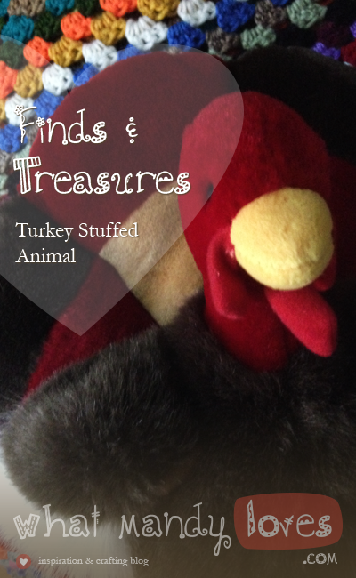 Turkey Stuffed Animal