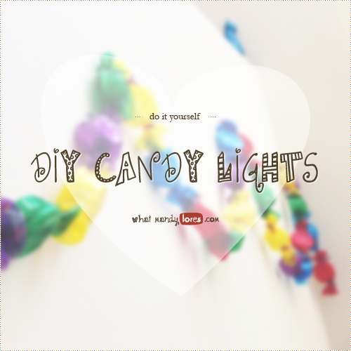 Candy String Lights