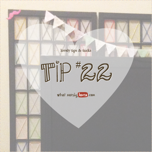 Lovely Tip #22: Room Divider Against The Wall via www.whatmandyloves.com